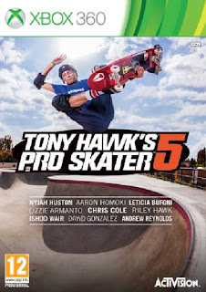 Tony Hawks Pro Skater 5 Xbox360 PS3 free download full version