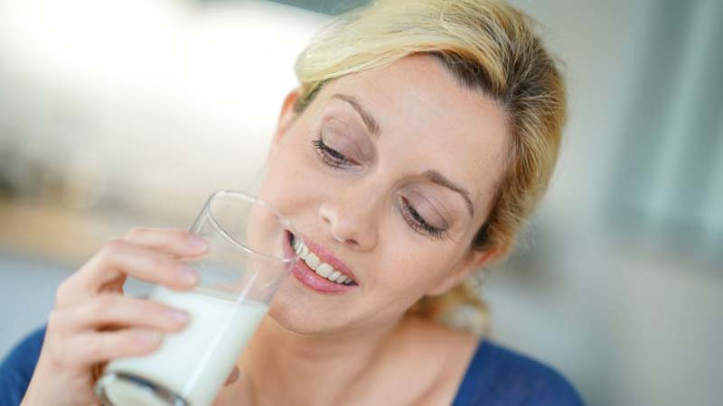 Drinking milk every day does this to your body