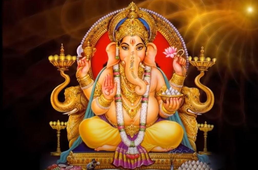 Ganesh Bhajan Lyrics
