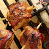 Grilled Maple Bacon Chicken Bites