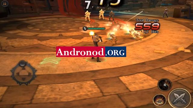 FINAL FANTASY Awakening: SE Authorize 3D ARPG Mod Apk (God Mode & No Skill CD)