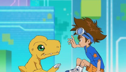 Digimon Adventure (2020) – Episódio 1