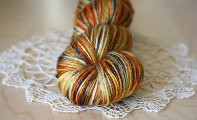 fingering weight silk merino wool