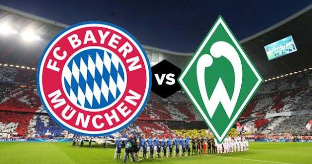 بث مباشر مباراة بايرن ميونخ وفيردر بريمن اليوم 16-06-2020 الدوري الألماني
