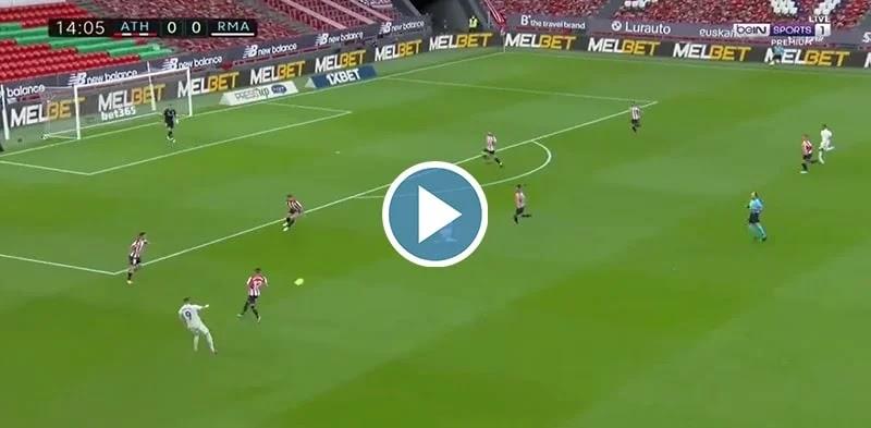 Athletic Bilbao vs Real Madrid Live
