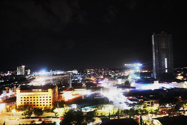 Beberapa Tempat Untuk Menikmati  View  Kota Batam di Malam Hari