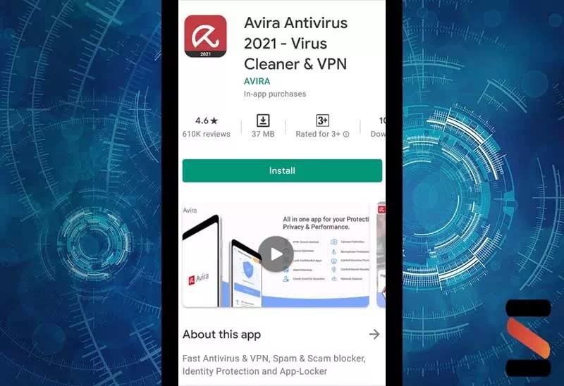 تنزيل تطبيق Avira Free Antivirus لنظام أندرويد مجاناً
