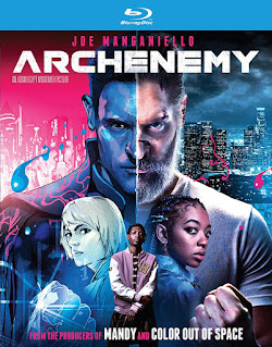 Vault Master's Pick of the Week for 02/16/2021 is Image Entertainment's ARCHENEMY!