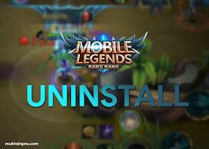 Uninstall Mobile Legends Demi Kesehatan Jiwa