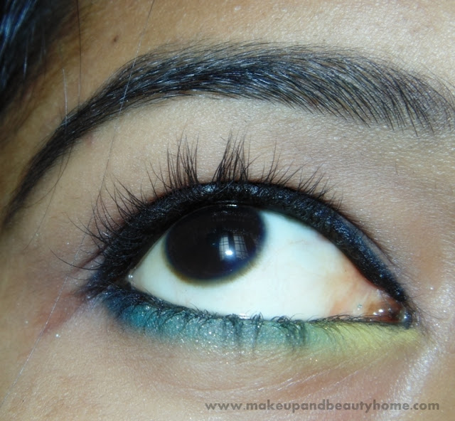 Simple Party Eye Makeup Tutorial for Beginners - 7 Steps ...