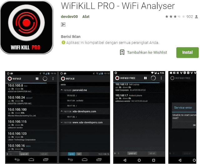 Wifi saat ini sudah menjadi salah satu kebutuhan pokok bagi para pengguna gadget terutama 12+ Aplikasi Pembobol Password WiFi Terbaik [Paling Ampuh 2019]
