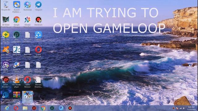 PUBG on gameloop isn't loading-Fix