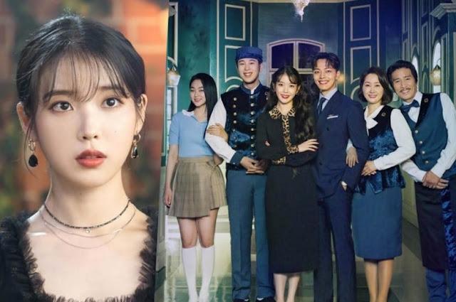 Top 10 Korean drama & Actors ranking list by Good Data