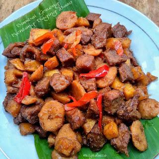Ide Resep Masak Sambal Goreng Kentang Daging Baso