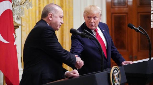Αποκάλυψη-σοκ για Τραμπ και Ερντογάν
