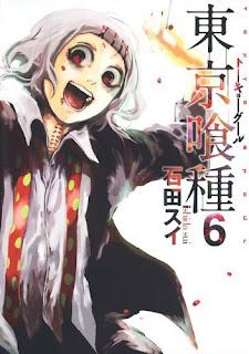 Manga Tokyo Ghoul Volume 06