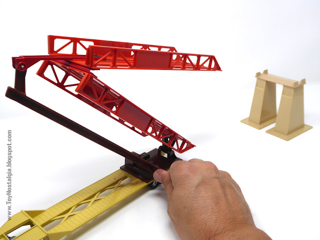 MATCHBOX - Super Kings - Construction Bridge Layer  K-44 Despliegue del puente - Made in England - 1981 (Lesney England)