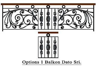 Design Balkon Klasik Modern, harga railing balkon besi railing balkon classic contoh railing balkon minimalis contoh railing balkon railing balkon design
