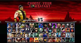 NEW!! Mortal Kombat Outbreak Mugen +[DOWNLOAD] 2020