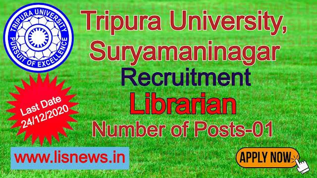 Librarian at Tripura University