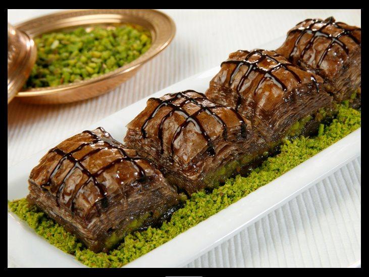 Masterpiece Recipes Turkish Cuisine Chocolate Baklava