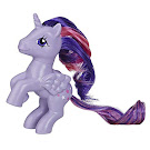 My Little Pony Retro Rainbow Mane 6 Twilight Sparkle Brushable Pony