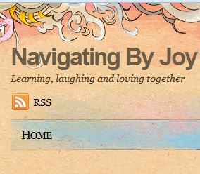 Navigating By Joy