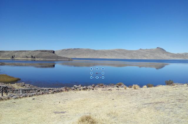 Lago Umayo, Sitio Arqueológico de Sillustani, Perú