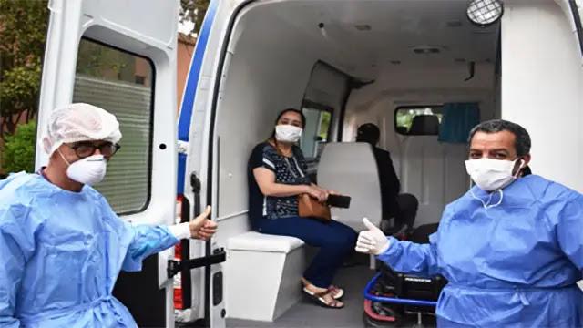 وزارة الصحة: تسجيل 7357 حالة إصابة جديدة  و97 حالة وفاة بفيروس كورونا