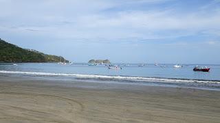 Playa Panama good to relax