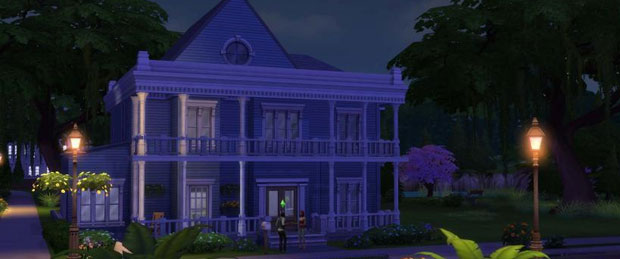 Sims 4 First Screenshots and Information