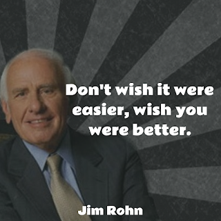 Best Jim Rohn inspiring quotes