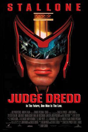 Judge Dredd (1995) คนหน้ากาก 2115