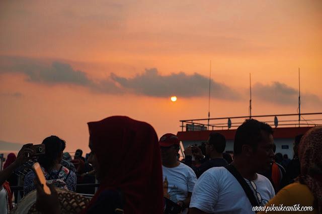 Sail to krakatau 2018, wisata Banten, gunung krakatau