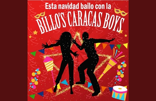 En Diciembre | Billo's Caracas Boys Lyrics