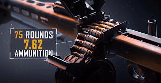 Mg3 ammunition