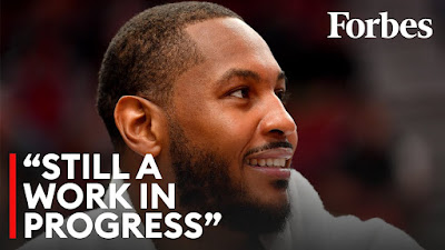 """Why Lakers' Carmelo Anthony Says He's """"Still A Work In Progress"""" 