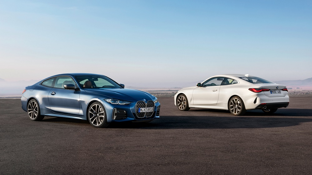 BMW 4-Series Coupe 2021