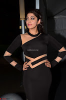 Pranitha Subhash in a skin tight backless brown gown at 64th Jio Filmfare Awards South ~  Exclusive 019.JPG