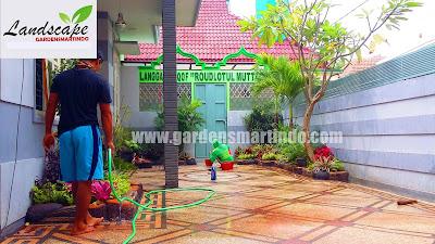 Jasa Pembuatan Batu Sikat | Ampyangan Carport Surabaya | Gresik | Sidoarjo