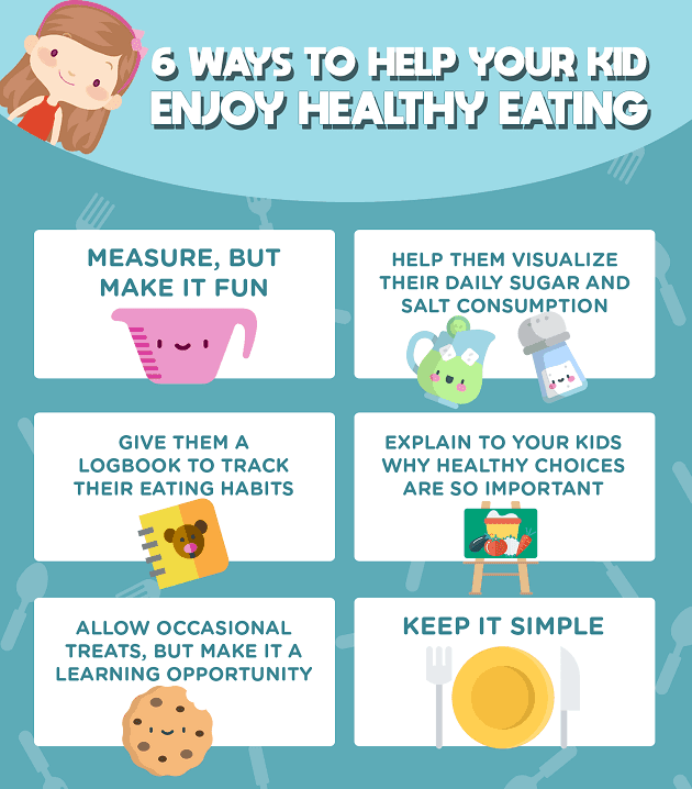 10 Attractive Tips To Help Your Kids Eat Healthy