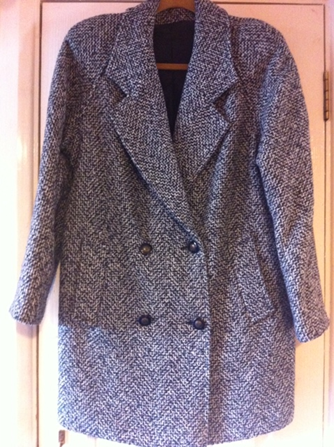 Isabel Marant Bator style coat