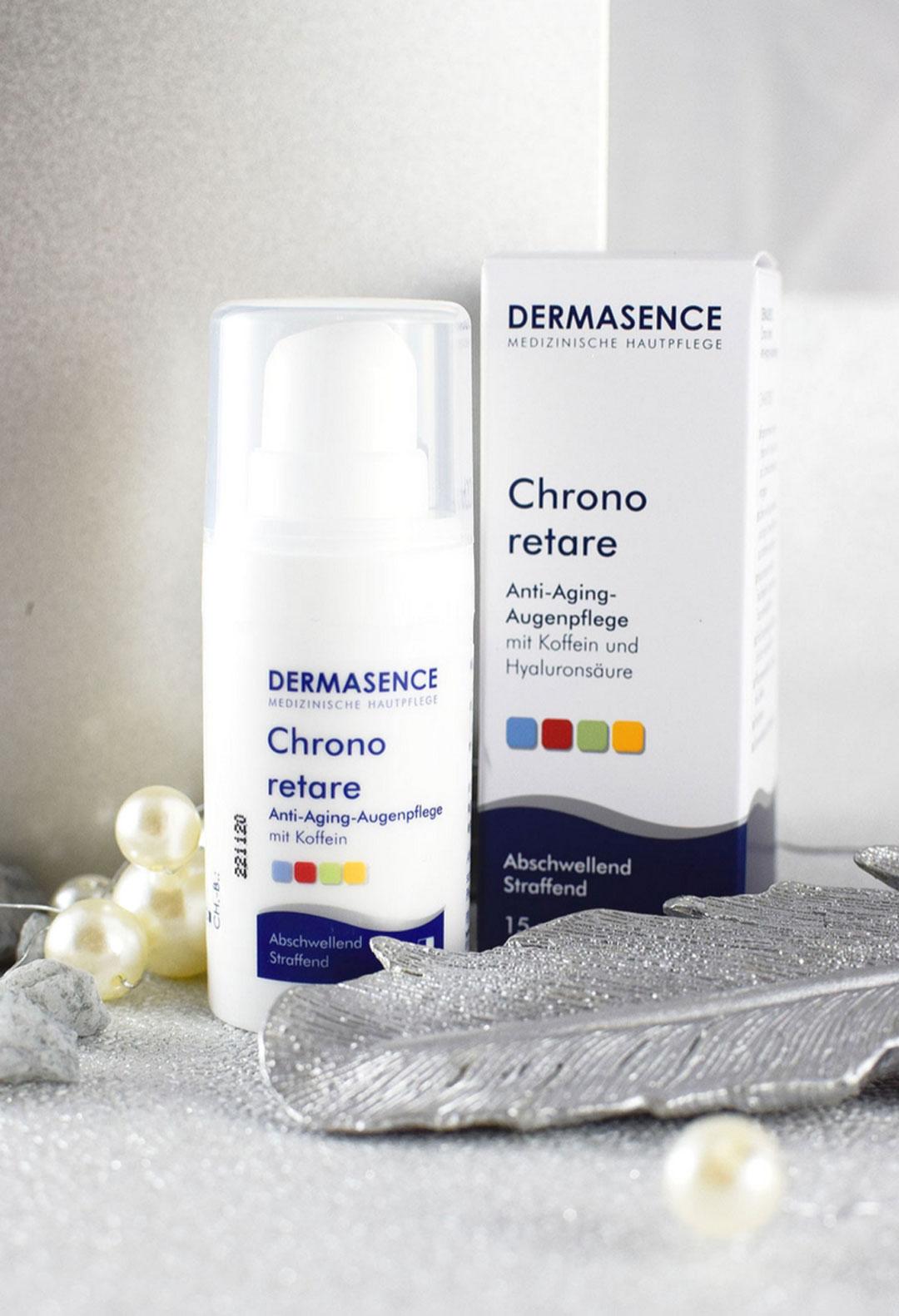 neue Pflege von Dermasence, Dermasence Chrono retare Anti Aging
