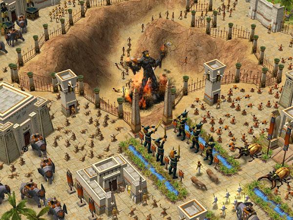Age of mythology free download   freegamesland.