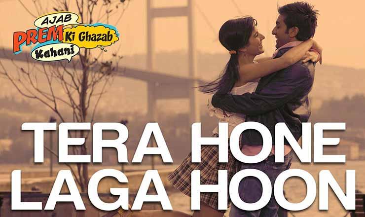 Tera Hone Laga Hoon Lyrics in Hindi