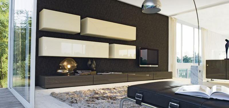 Salones estilo minimalista ideas para decorar dise ar y for Fotos muebles minimalistas