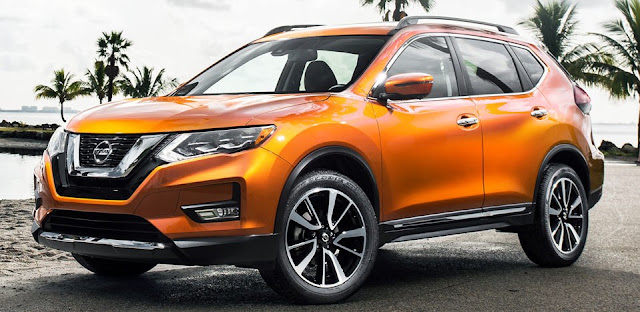 Nissan Rogue 2017 Review