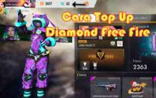 Cara Cepat dan Mudah Top Up Diamond Free Fire