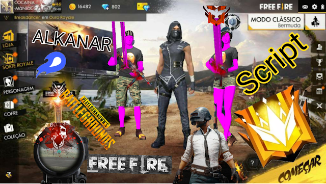 Get The Grand Master Title In Free Fire Script