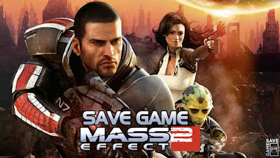 mass effect 2 100 save game pc